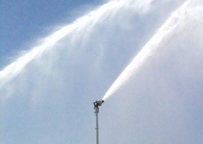 Aquamast canon à eau