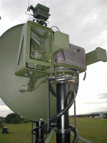 Caméra Digitale sur mât